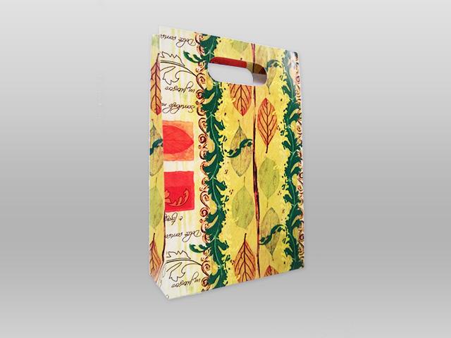 Χάρτινες με χούφτα φύλλα Image