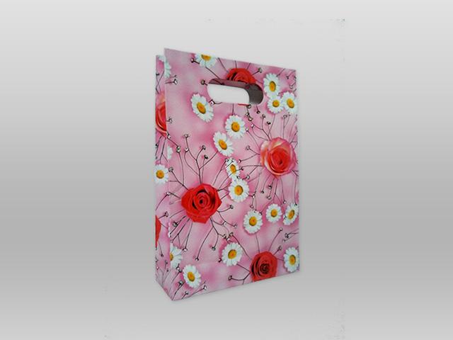 Χάρτινες με χούφτα roses Image
